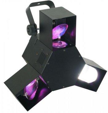 BeamZ LED Triple Flex 3x 24 LED RGB, DMX - 3 roky záruka, Ušetřete ihned 3% při registraci