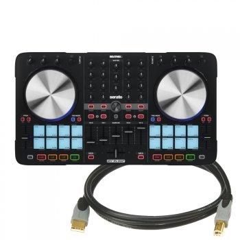 Reloop Beatmix 4 MKII + USB kabel KLOTZ ZDARMA - 3 roky záruka