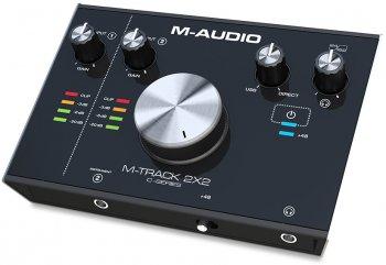 M-Audio M-Track 2X2 - 3 roky záruka, Ušetřete ihned 6% při registraci