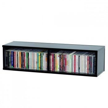 Glorious CD Box 90 black - 3 roky záruka, Ušetřete ihned 5% při registraci