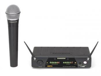 Samson SW77SHQ7 - bezdrátový mikrofonní systém - 3 roky záruka, Ušetřete ihned 2% při registraci