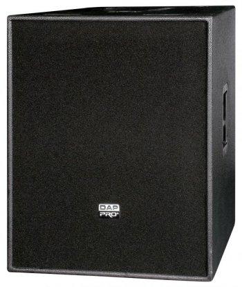 DAP Audio X-18BA - 3 roky záruka