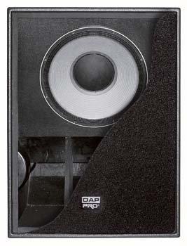 DAP Audio X-15HL - 3 roky záruka
