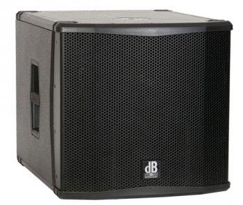 dB Technologies SUB 15H - 3 roky záruka