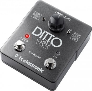 TC Electronic Ditto X2 Looper - 3 roky záruka