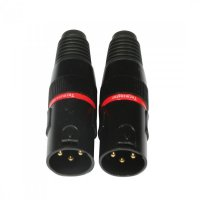 Accu Cable AC-DMXTERM-3/SET