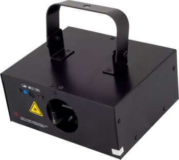 Laserworld EL-200 RGY - 3 roky záruka