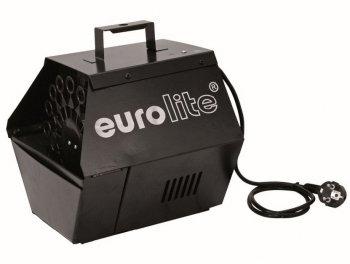 Eurolite Bubble Machine černý - 3 roky záruka, Ušetřete ihned 3% při registraci