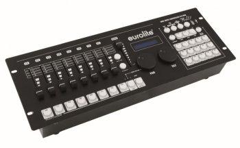 Eurolite DMX Move Controller 512 PRO - 3 roky záruka, Ušetřete ihned 3% při registraci