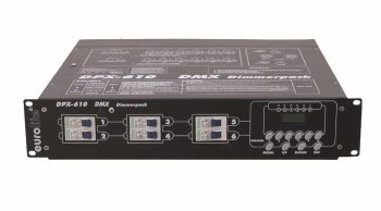 Eurolite DPX-610 DMX - 3 roky záruka, Ušetřete ihned 3% při registraci