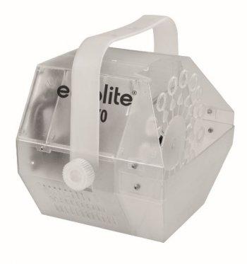 Eurolite LED B-70 výrobník bublin transparentní - 3 roky záruka