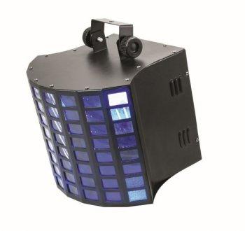 Eurolite LED Derby 3x 6W RGBAWP DMX - 3 roky záruka, Ušetřete ihned 3% při registraci