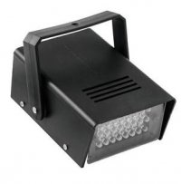 Eurolite LED Disco Strobe ECO b�l�