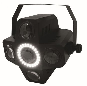 Eurolite LED Hybrid Flower - 3 roky záruka, Ušetřete ihned 3% při registraci