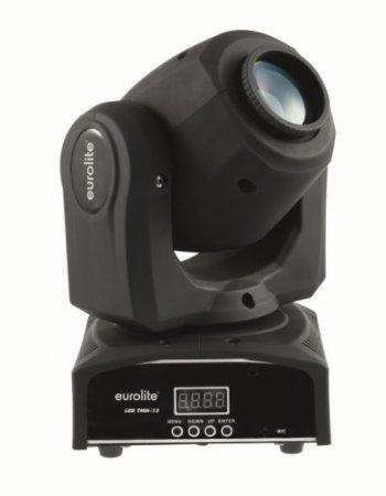 Eurolite LED TMH-13, 1x 10W Spot DMX, - 3 roky záruka, Ušetřete ihned 3% při registraci