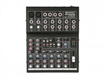 Omnitronic MRS-1202USB - 3 roky záruka