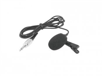 Omnitronic LS-105, klopový mikrofon Jack - 3 roky záruka