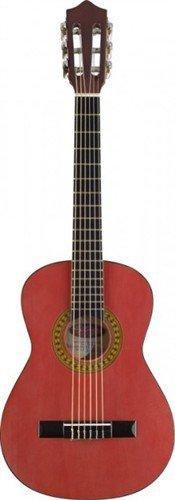 Stagg C530 TR, klasická kytara 3/4, červená - 3 roky záruka, Ušetřete ihned 3% při registraci
