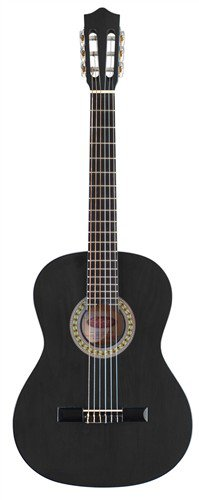 Stagg C530 BK, klasická kytara 3/4 - 3 roky záruka