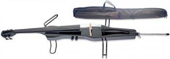 Stagg ECL 4/4 BK, elektrické violoncello - 3 roky záruka, Ušetřete ihned 3% při registraci
