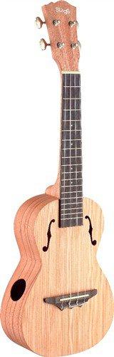 Stagg UCX-ROS-S, koncertní ukulele - 3 roky záruka