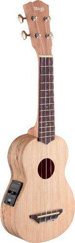 Stagg USX-SPA-SE, sopránové ukulele - 3 roky záruka