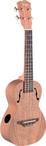 Stagg UCX-ACA-S, koncertní ukulele - 3 roky záruka, Ušetřete ihned 3% při registraci