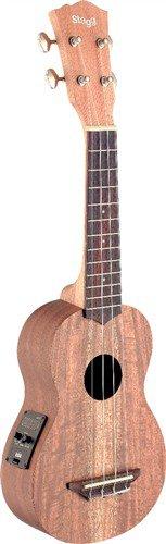 Stagg USX-ACA-SE, sopránové ukulele - 3 roky záruka