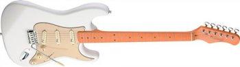 Stagg SES50M-CWH, elektrická kytara - 3 roky záruka