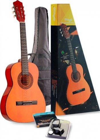 Stagg C530 STARTER P, kytarová sada - 3 roky záruka, Ušetřete ihned 3% při registraci