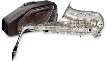 Stagg WS-AS211S, Es alt saxofon, postříbřený - 3 roky záruka, Ušetřete ihned 3% při registraci