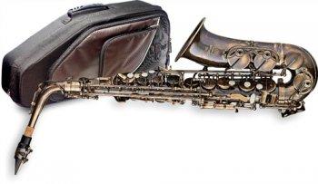 Stagg WS-AS218S, Es alt saxofon, vintage - 3 roky záruka, Ušetřete ihned 3% při registraci