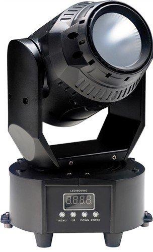 Stagg LED otočná hlava 1x 60W COB RGB, DMX - 3 roky záruka