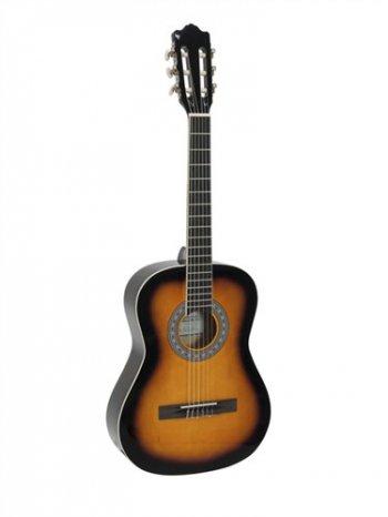 Dimavery AC-303 Klasická kytara 3/4, sunburst - 3 roky záruka, Ušetřete ihned 3% při registraci