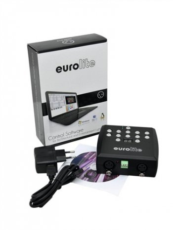 Eurolite LED SAP-1024 Stand-alone player - 3 roky záruka