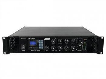 Omnitronic MP-120P PA - 3 roky záruka, Ušetřete ihned 3% při registraci
