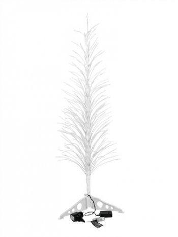Stromek 120 cm s LED diodami, studená bílá - 3 roky záruka