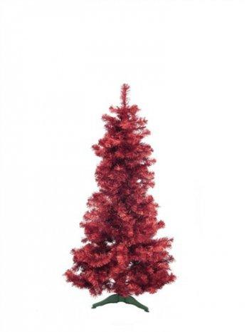 Jedle FUTURA, červená metalíza, 180 cm - 3 roky záruka