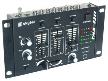 Skytec STM-221 - 3 roky záruka