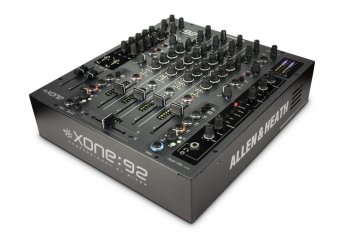 Allen & Heath Xone: 92 Storm Grey
