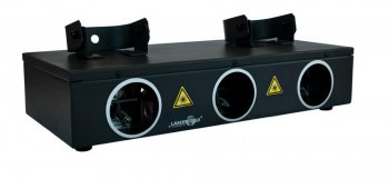 Laserworld EL-200 RGB - 3 roky záruka