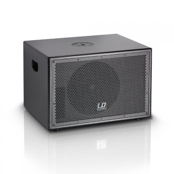 "LD Systems SUB 10 A - 10"" powered Subwoofer - 3 roky záruka"