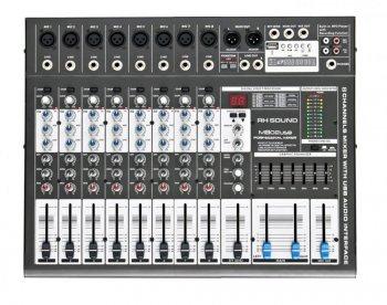 RH Sound M802USB - 3 roky záruka