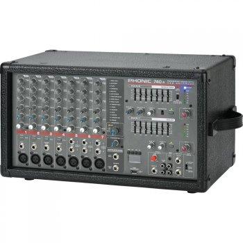 Phonic Powerpod 740R - 3 roky záruka