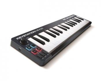 M-Audio Keystation Mini 32 II - 3 roky záruka, Ušetřete ihned 6% při registraci