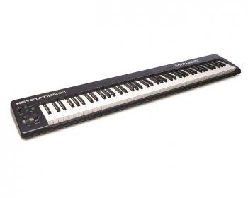 M-Audio Keystation 88 II - 3 roky záruka, Ušetřete ihned 6% při registraci