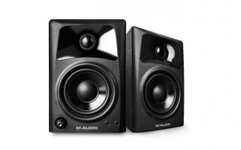 M-Audio AV32 - cena za pár - 3 roky záruka, Ušetřete ihned 6% při registraci