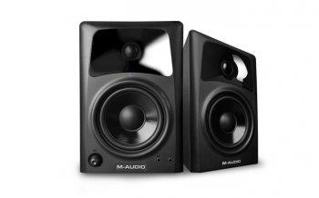 M-Audio AV42 - cena za pár - 3 roky záruka, Ušetřete ihned 6% při registraci