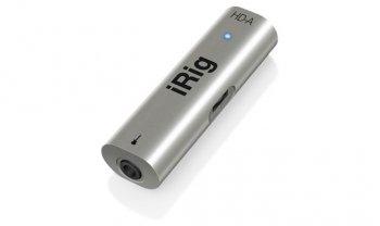 IK Multimedia iRig HD-A - 3 roky záruka, Ušetřete ihned 6% při registraci