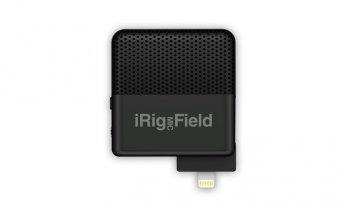 IK Multimedia iRig MIC Field - 3 roky záruka